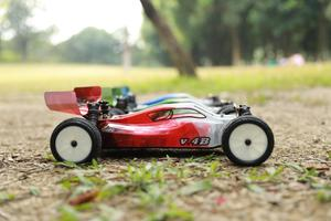 1:10 Scale 4WD Brushless Off-Road Buggy